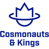 Cosmonauts&Kings-Logo